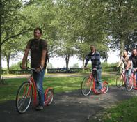 Sportieve Rondleiding Haarlem