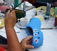Workshop Klompen Schilderen Haarlem